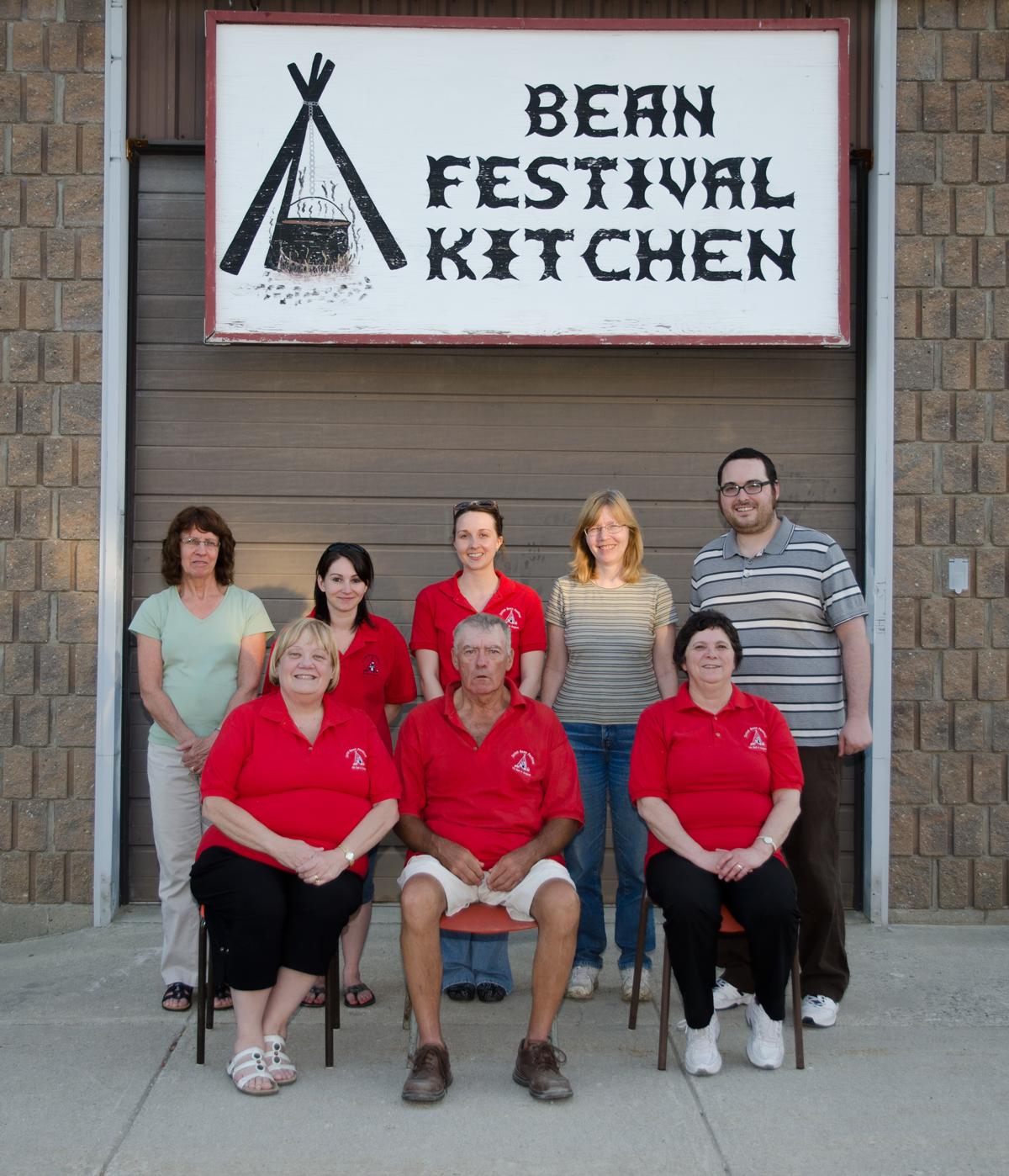 2013/2014 Bean Fest Committee