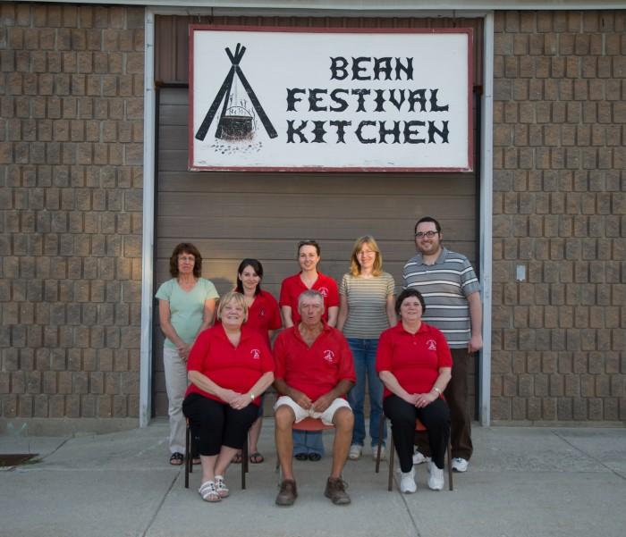 2013 Bean Festival Commitee