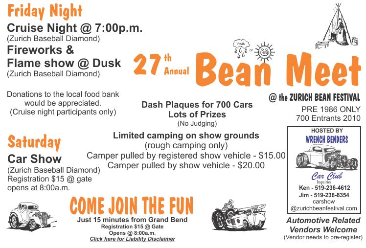 Bean Festival Car Show
