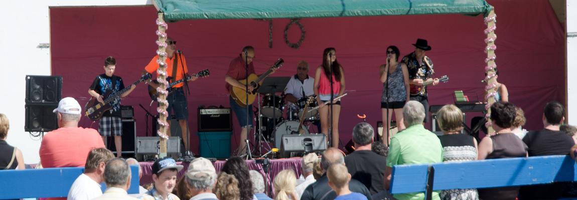 Zurich Bean Festival Entertainment