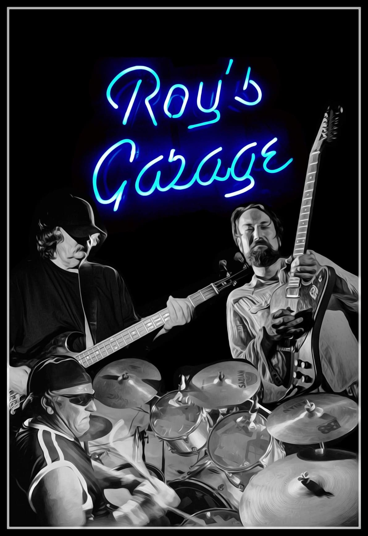 Roy's Garage Photo