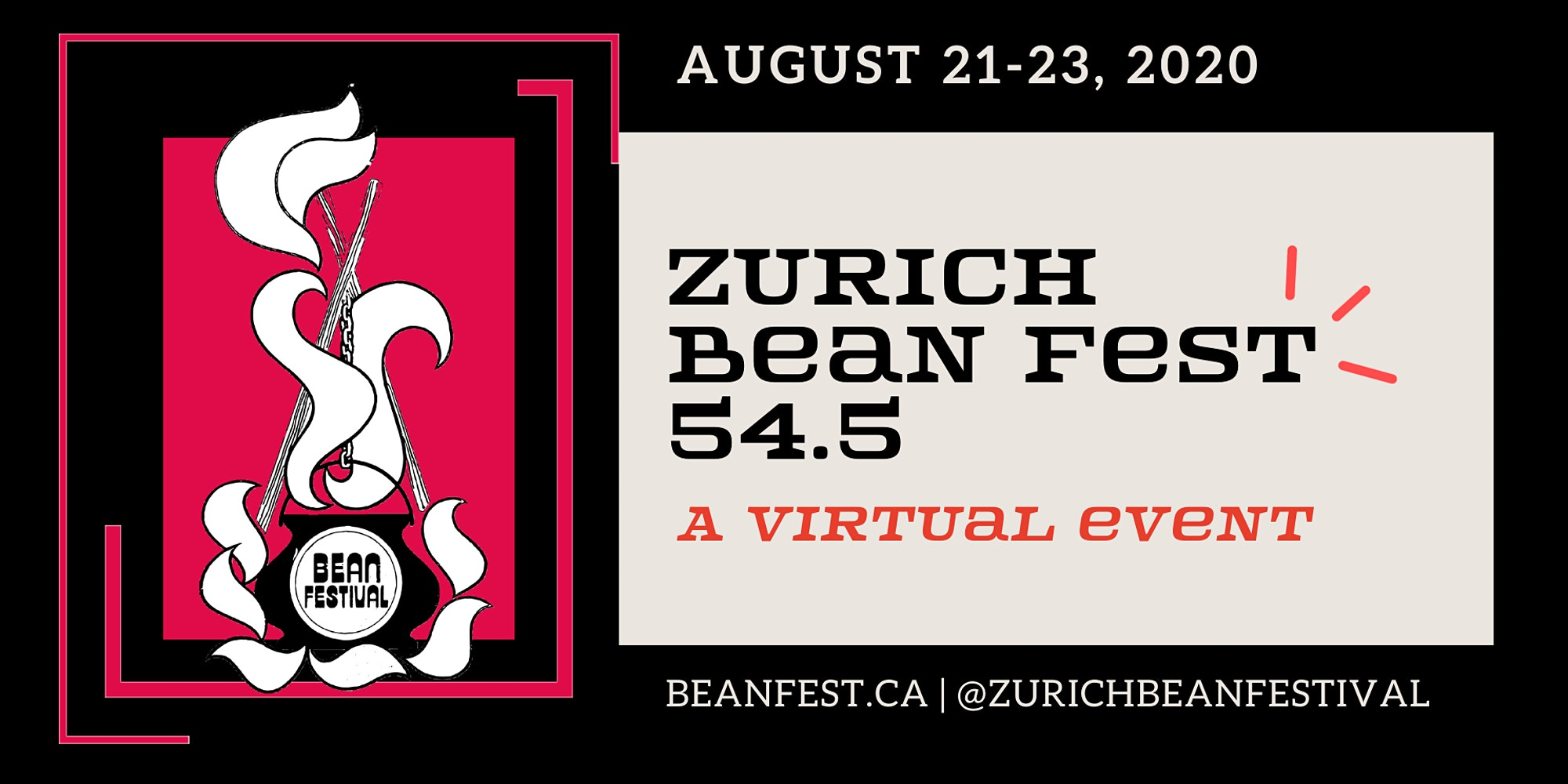 Bean Festival 54.5 A Virtual Event